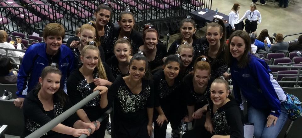 2014 LHS Varsity Dance Team